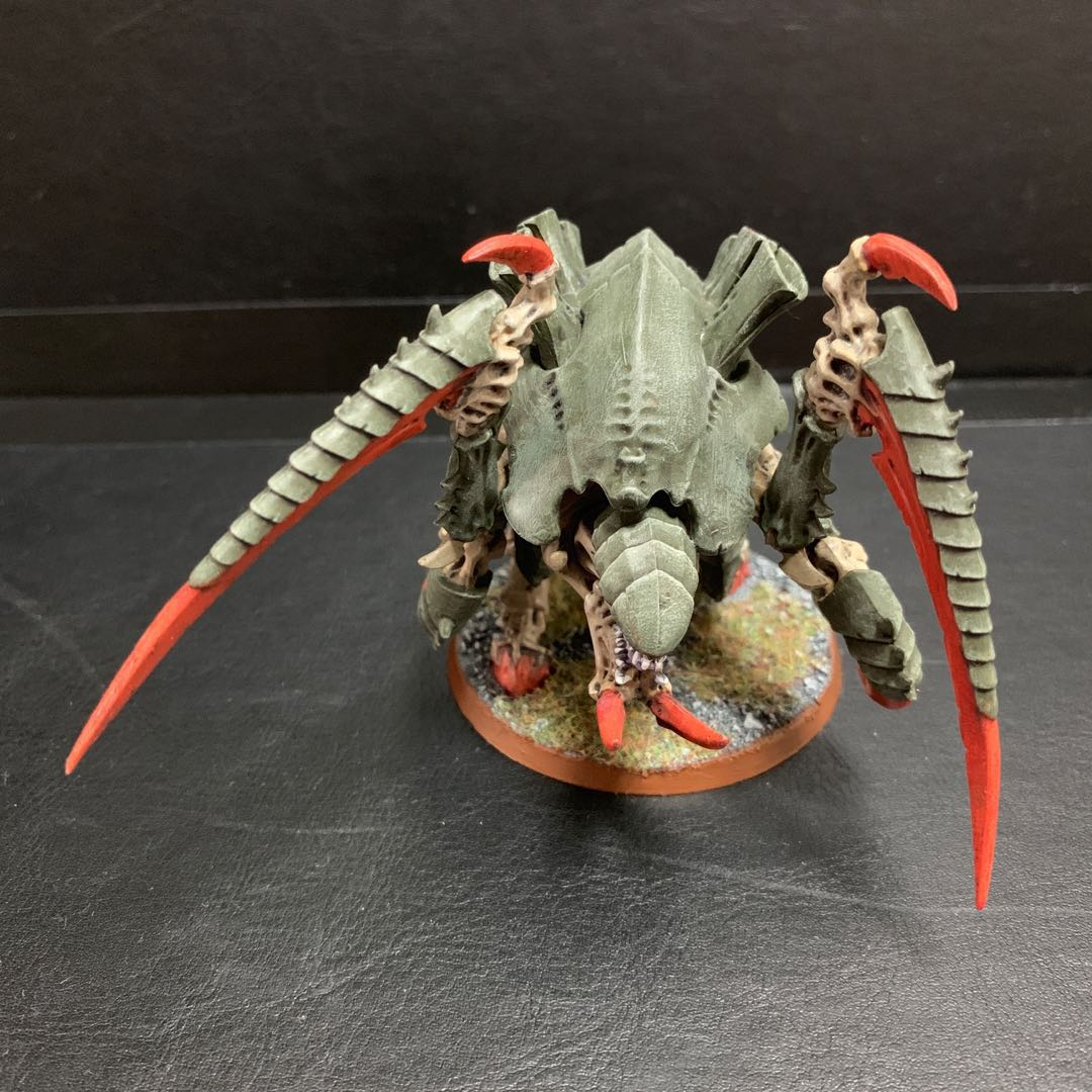 1 Nicely Painted GW Warhammer 40K Carnifex Brood Tyranid