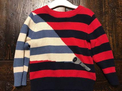 Gap sweater for kids