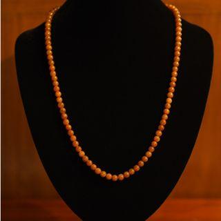 Mother's Day Special: Luminous Jade Bead Necklace (6mm)