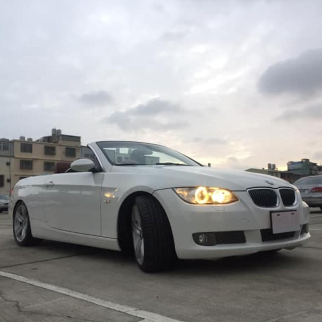 💕睿睿中古車💕2008年 BMW 335cic 車況漂亮 桃園