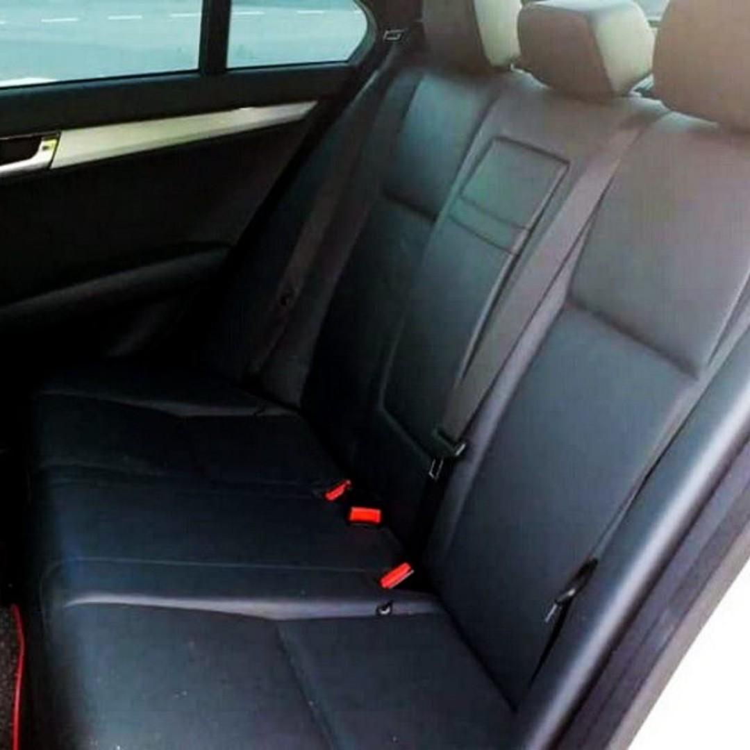 2009年頂級C300.紳士灰.碳纖維.排氣管.全車精品