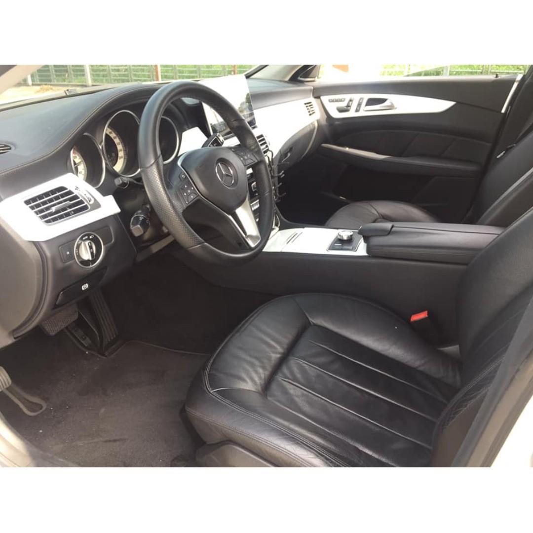 💕睿睿中古車💕2011年 Benz CLS350 AMG 美車在桃園
