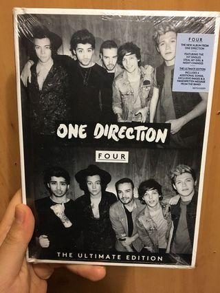 🚚 One direction ㄧ世代 Four The ultimate edition