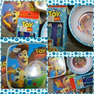 Toy story merchandise