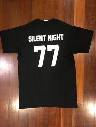 Silent night 77 tshirt
