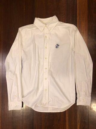 Long sleeve white shirt | GOOD ENOUGH