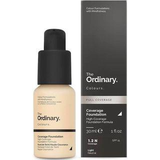 🚚 The Ordinary Coverage Foundation 1.2N