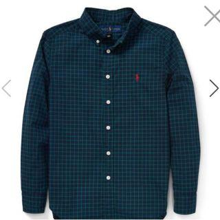 [100% new] Ralph Lauren Shirt 靚格仔恤衫
