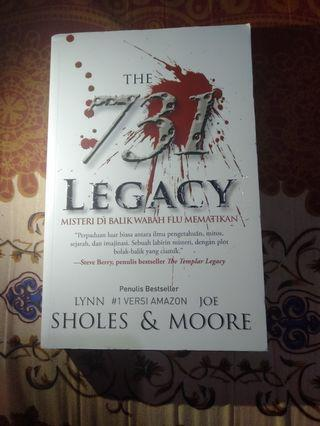 The 731 Legancy-Sholes &Moore
