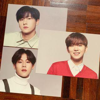 🚚 [wts/clearance] Monsta X Montories Postcards