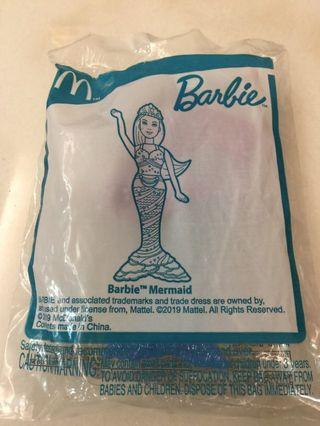 McD toy - Barbie