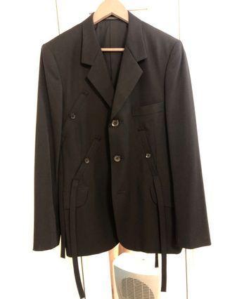 Yohji Yamamoto Blazer Jacket , RARE  Jacket Size 1
