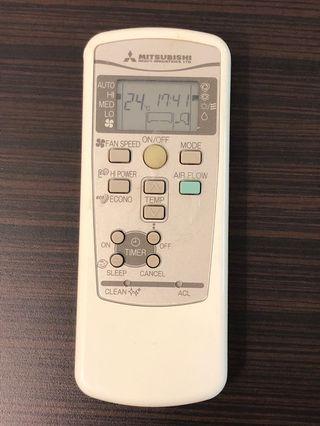 Mitsubishi Air Cond Remote Control RKX502A001B
