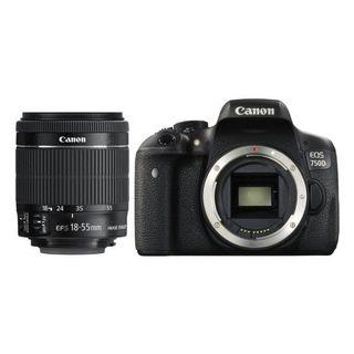 Canon 750D second hand
