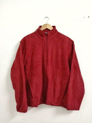 (INC POS) Uniqlo Fleece Sweater M