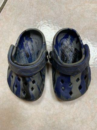 寶寶迷彩射出鞋