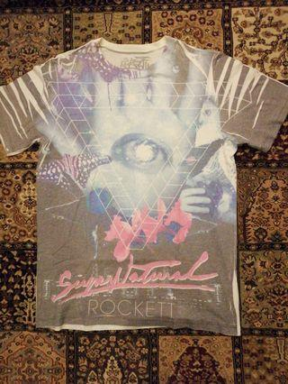 Rockett Full Print T-Shirt