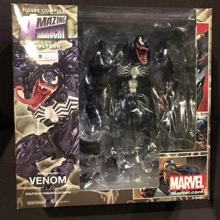 Kaiyodo Amazing Yamaguchi Revoltech Venom Action Figure Original