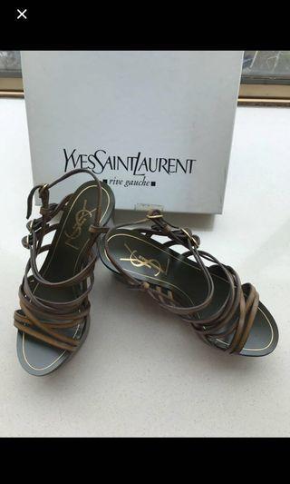 聖羅蘭YSL高跟鞋