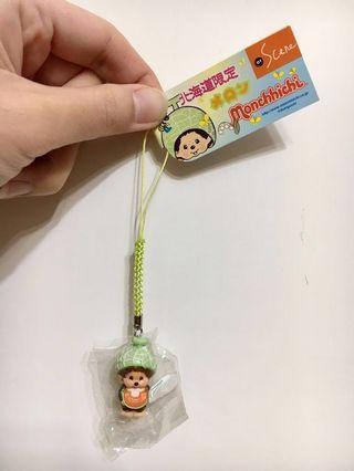 🚚 Monchhichi吊飾-北海道限定
