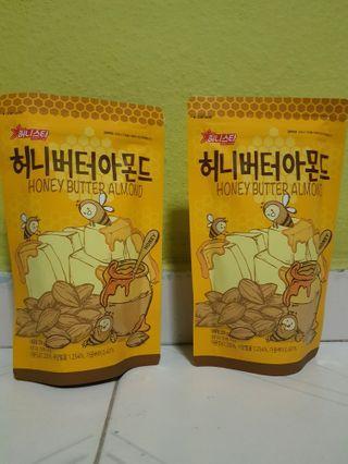 🚚 Honey Butter Almond