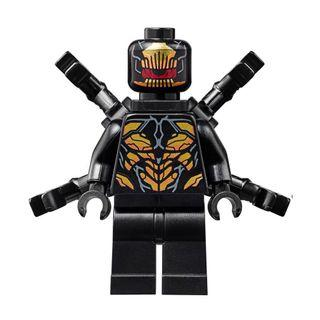 LEGO 76126 MARVEL SUPER HEROES IRON MAN HALL OF ARMOUR AVENGERS ENGGAME OUTRIDER