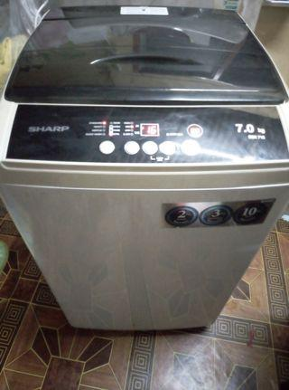 Free Delivery! Sharp 7kg Washing Machine