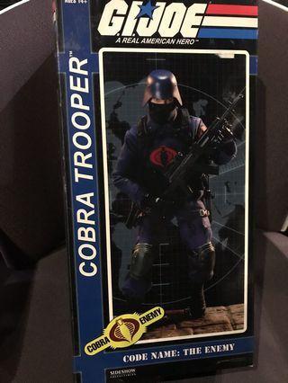 Sideshow Collectibles 1/6 G.I.Joe Cobra Trooper Action Figure