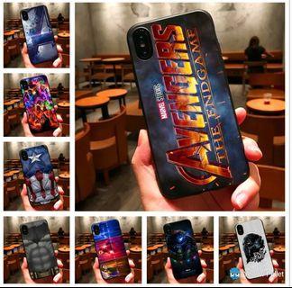 Avengers phone cover