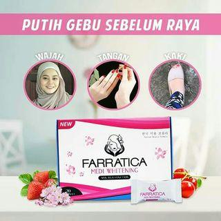Farratica Medi Whitening, Medi Foundation, Whitening Soap