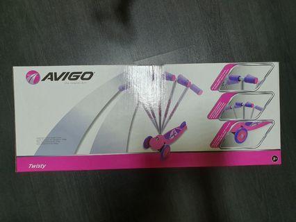 🚚 Avigo Twisty Scooter - pink