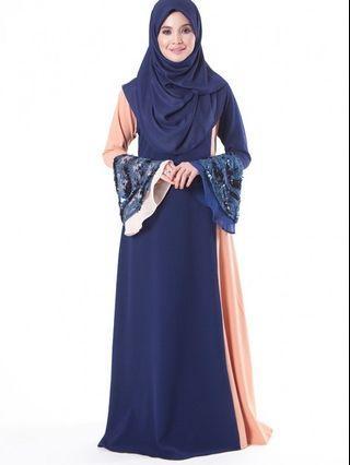 Sequin Abaya