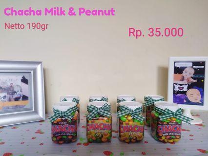 ChaCha Milk & Peanut