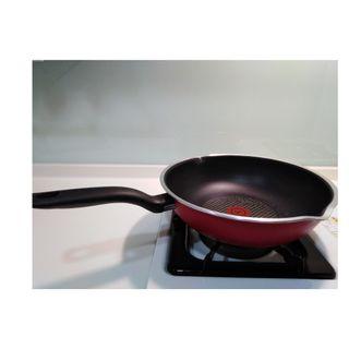 Tefal法國特福 30CM陶瓷平底鍋