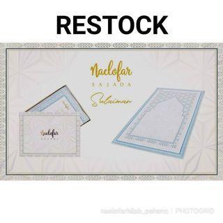 RESTOCK SAJADA SULAIMAN (Prayer Mat)