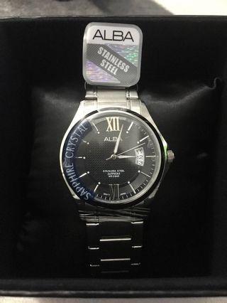 (💯 authentic) Alba Men's Watch