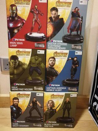 Petron Avengers Infinity War