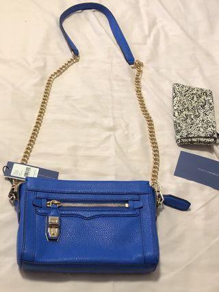 🚚 BNWT Rebecca Minkoff Crosby Bag