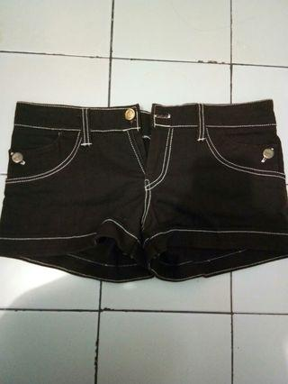 Celana Pendek / Hotpants Black