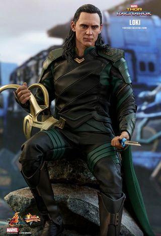 LF Hot Toys Ragnarok Loki v3.0