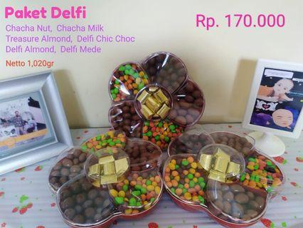 Paket Coklat Delfi