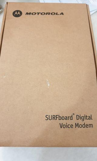 Motorola Surfboard Digital Voice Modem