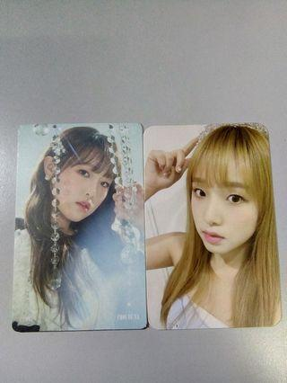 [WTS] IZ*ONE YENA PC