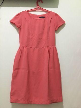 Pink dress / dress pink