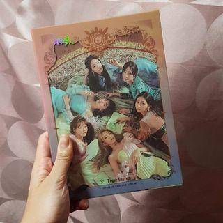 GFriend Time for Us Album (Daytime Version)