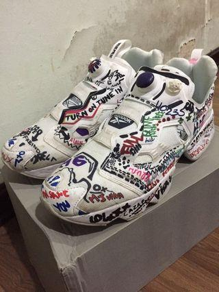 Vetements x Reebok Pump Fury