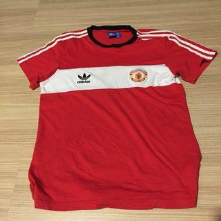 Vintage Manchester United Tshirt