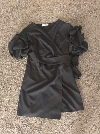 Reduced! Mint & Ooak wrap dress #endgameyourexcess