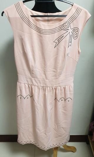 Pre-Loved Pinkish Dress