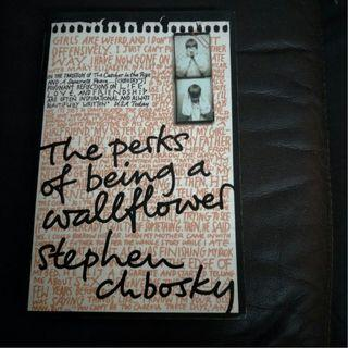 Pre - Loved The Perks of Being a Wallflower by Stephen Chbosky [Paperback]